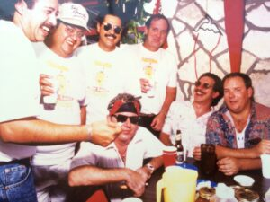 The El Paso Boys, Phil Born, Dave Walsh