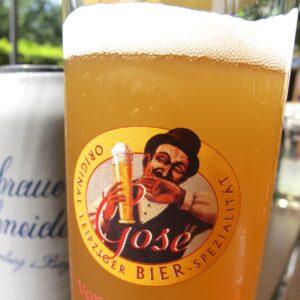 A Gose beer in Leipzig